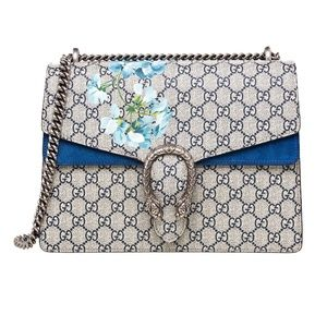 Gucci Medium Dionysus Blooms Shoulder Bag
